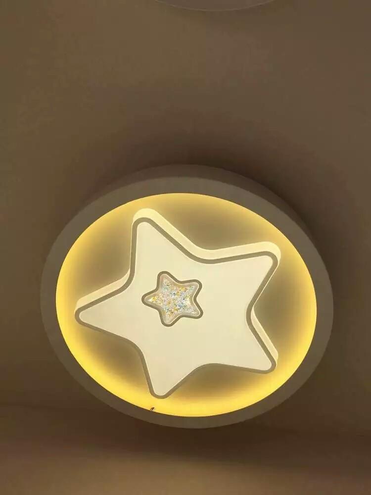 精品木框卧室灯
